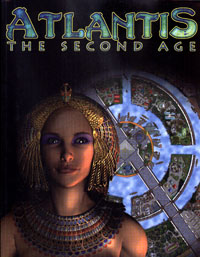 Portada de Atlantis: The second age
