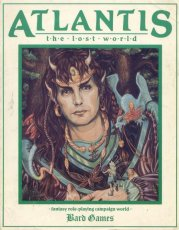 Portada de Atlantis: The lost world