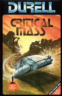 Carátula de Critical mass