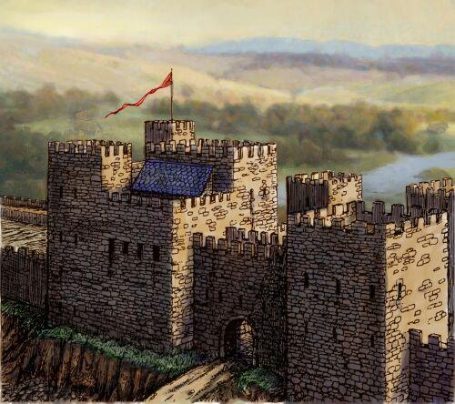 Fortaleza de Qualdris