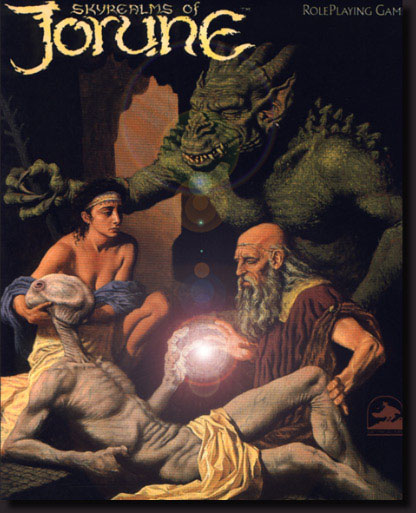 Portada del Skyrealms of Jorune