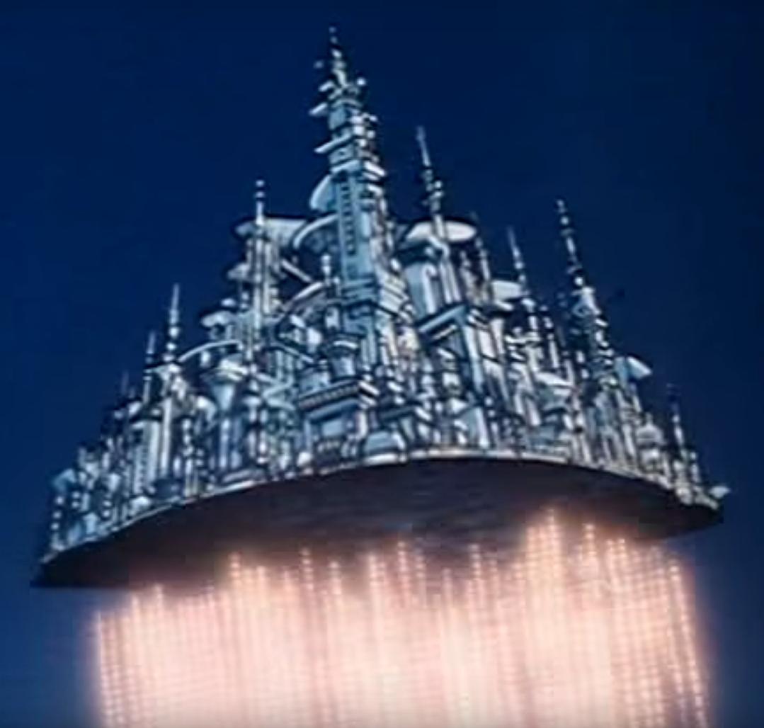 La Sky City de la Filmation
