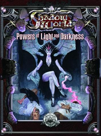 """Portada de """"Powers of Light and Darkness"""