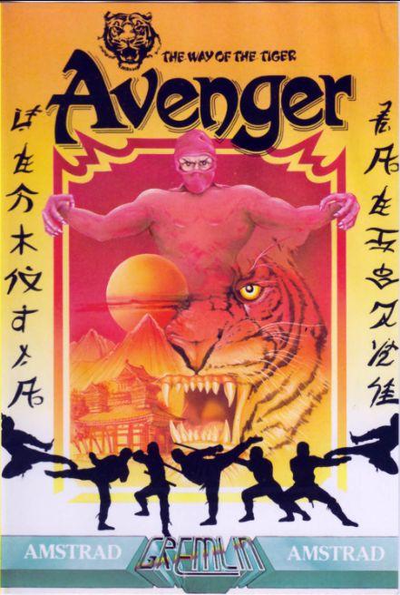 Carátula de Avenger